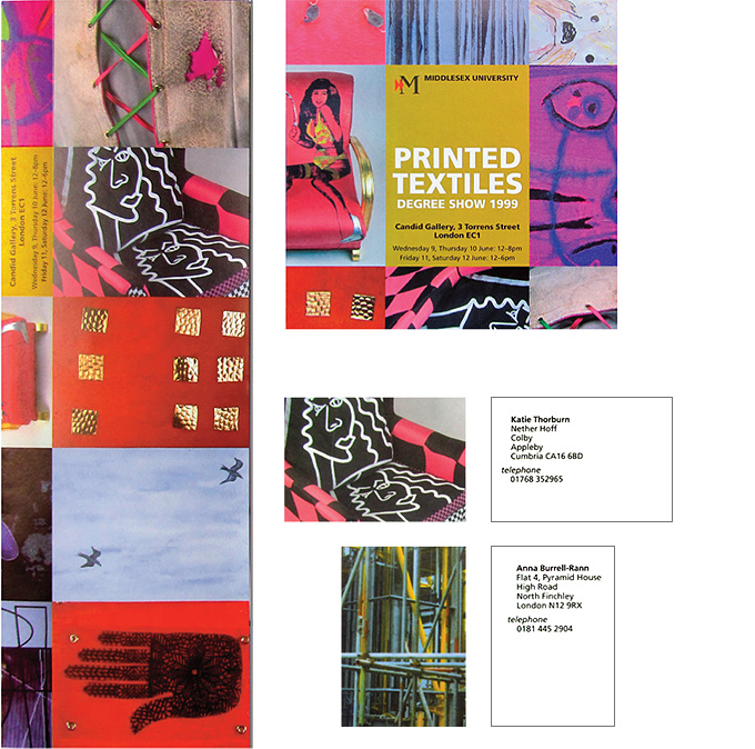 textiles cover & cards